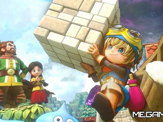 Dragon Quest Builders arriva in Occidente!