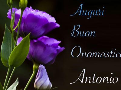 Onomastico Antonio: frasi di auguri e significato nome Antonio