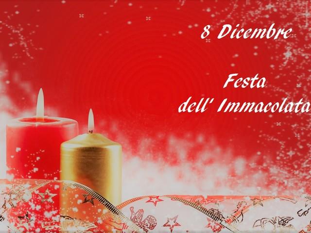 Frasi Auguri e Immagini WhatsApp 8 Dicembre 2016: messaggi Immacolata Concezione, eventi Roma, Milano, Torino e Napoli