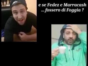 Pio e Amedeo: video parodia dissing Marracash e Gué Pequeno contro Fedez