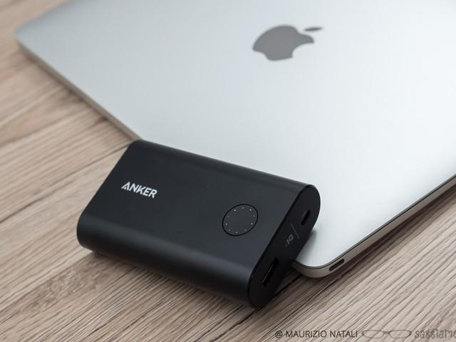 Recensione: Anker PowerCore+ 10050, la batteria portatile che tutti dovremmo avere
