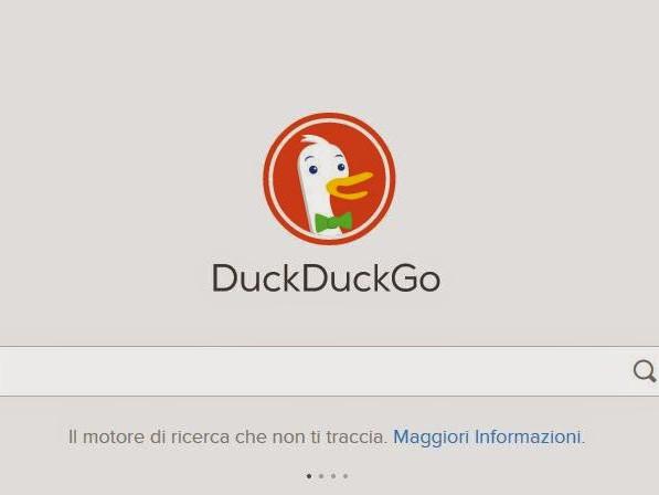 Rimuovere sito DuckDuckGo da Chrome, Firefox e Internet Explorer
