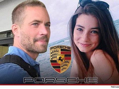 Porsche risponde alla figlia di Paul Walker, star scomparsa di Fast and Fourious