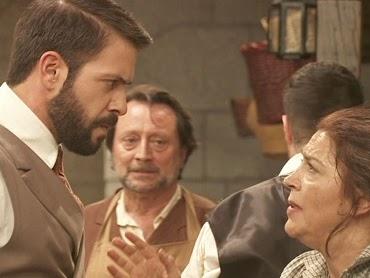 Il Segreto: Video puntata 22 ottobre 2016 - Francisca rischia il linciaggio!