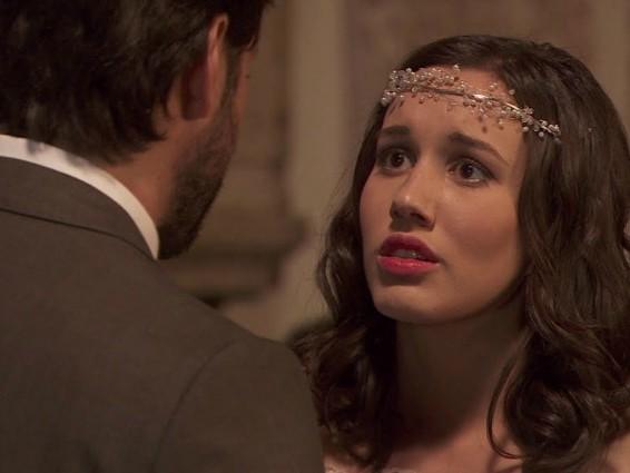 Anticipazioni Il segreto 22 – 27 agosto: Aurora e Lucas decidono di non sposarsi