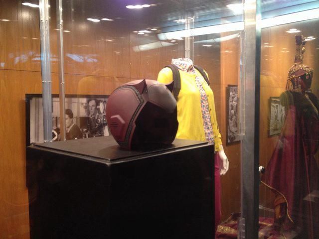 Daredevil – Ecco il costume rosso esposto alla Directors Guild of America