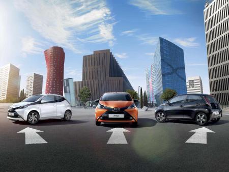 La nuova Toyota AYGO stupisce e diverte: ecco perché