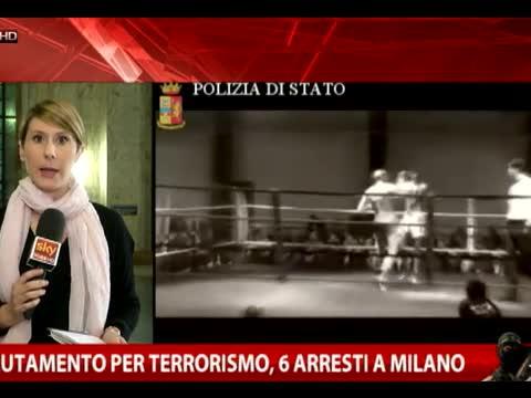 Reclutamento per terrorismo, 6 arresti a Milano