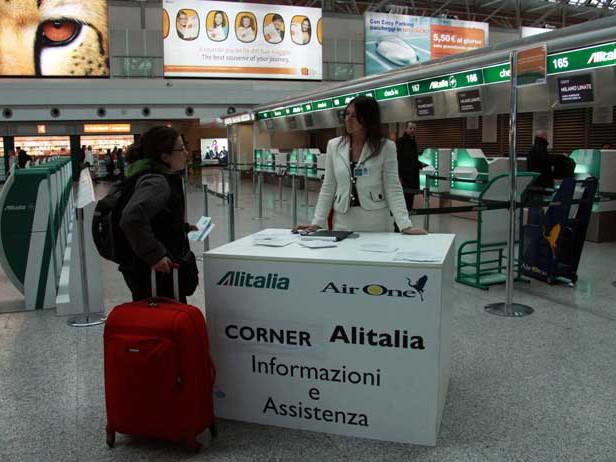 Alitalia, sciopero di piloti e assistenti di volo