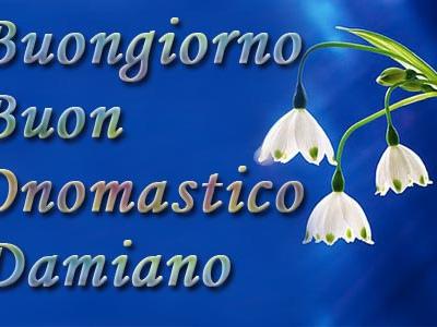 San Damiano: frasi di buon onomastico e significato del nome Damiano