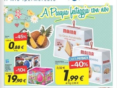 Volantino Carrefour: offerte dal 21 marzo al 6 aprile 2015