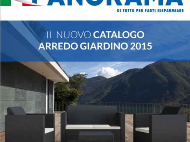 Catalogo Panorama Arredo Giardino 2015