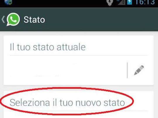 Stati per WhatsApp: una frase o molto altro?