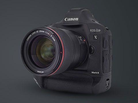 Canon lancia la EOS-1D X Mark II. Semplicemente una bestia