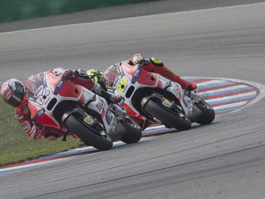 Andrea Dovizioso Jerez