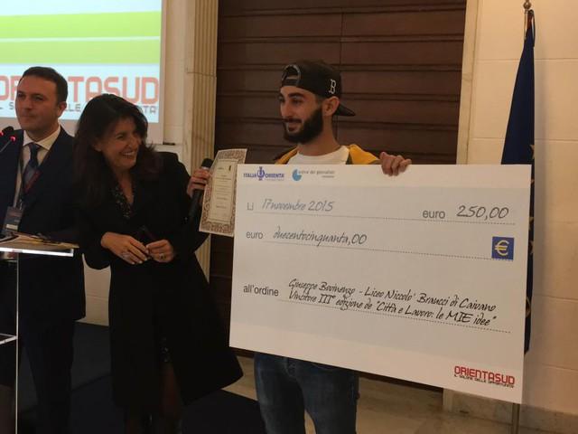 OrientaSud premia i talenti campani: video e poesie raccontano il territorio