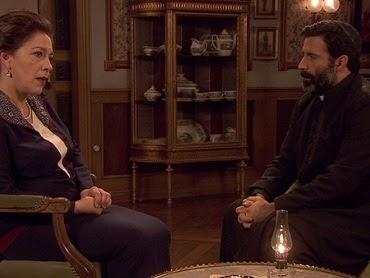Il Segreto: Don Berengario si allea a Francisca! Video
