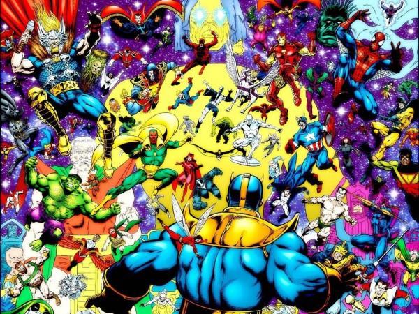 Avengers: Infinity War – Thanos completerà il Guanto dell'Infinito?