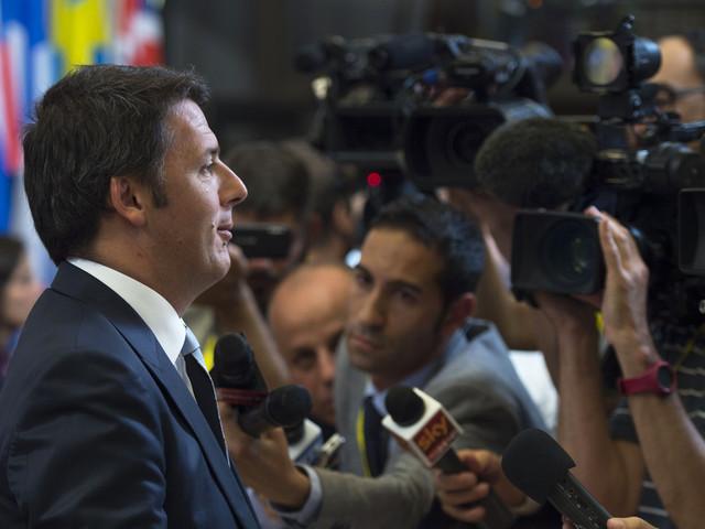 Rai. Matteo Renzi punta a profili alti e competenti per zittire le critiche sull'uso della Gasparri