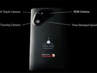 Project Tango: grazie a Qualcomm ora è anche uno smartphone