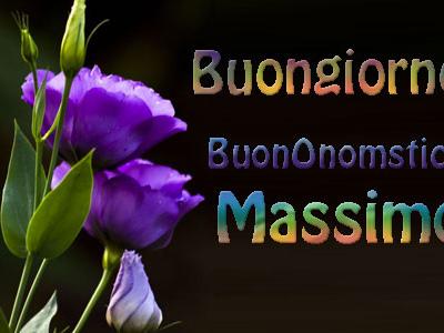 Onomastico di Massimo: frasi auguri e significato nome Massimo