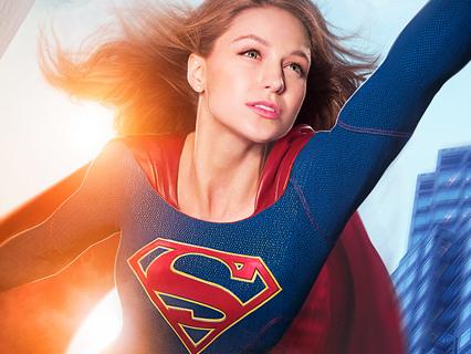 Supergirl spicca il volo nel nuovo poster della serie tv