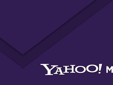 Yahoo Mail per Android si aggiorna con 11 nuovi temi