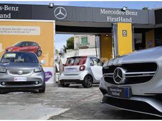 80^ Fiera del Levante: in prima fila Firsthand Mercedes-Benz