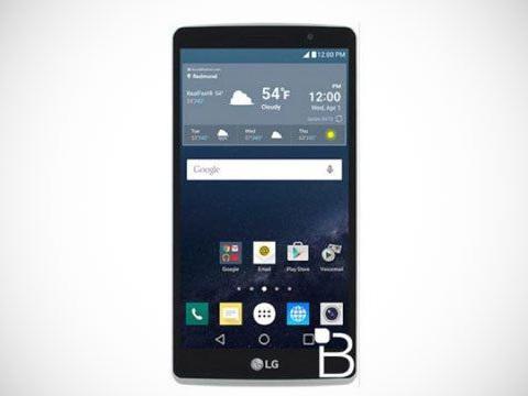 "LG Stylus è il G4 in versione ""phablet"""