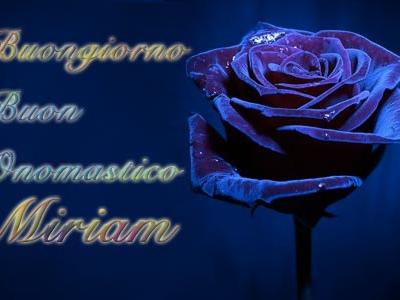Onomastico Miriam: frasi di auguri e significato del nome Miriam