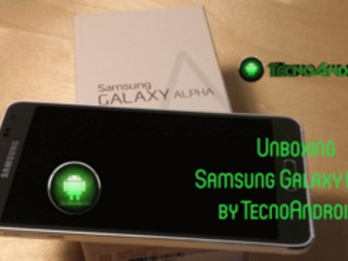 Samsung Galaxy Alpha – Unboxing e panoramica