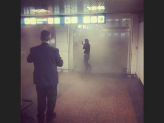 Incendio aeroporto Fiumicino: a Palermo molti voli cancellati