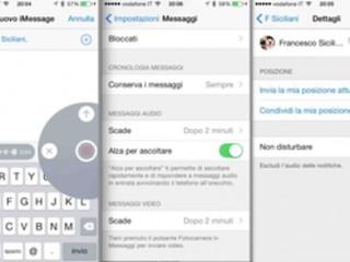 Messaggi in iOS 8: tutto quello che c'è da sapere