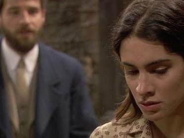 Il Segreto: Inés rivela a Bosco di aver perso il figlio..di un altro! Video