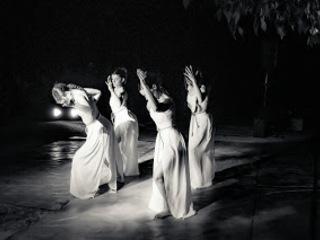 """Il Concerto danzante """"D'ISTINTO SUD"""" alla Fondazione Centro Studi Tonino Gottarelli di Imola."""