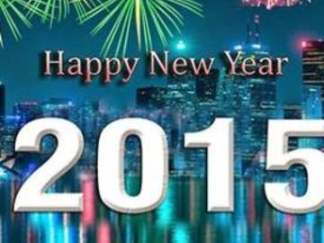 Capodanno: frasi di auguri, immagini Whatsapp, stati Facebook per il 2015