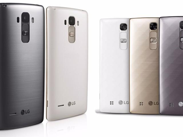 LG annuncia LG G4 Stylus e LG G4c