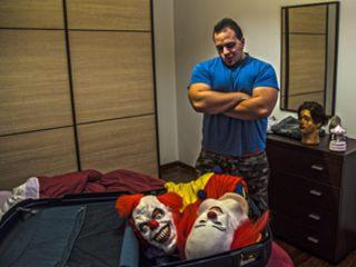 I video dei clown che ispirano violenza? Miei, e ne sono fiero