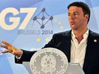 """Nomine Ue: Renzi, no ai diktat""""E' il momento degli accordi"""""""