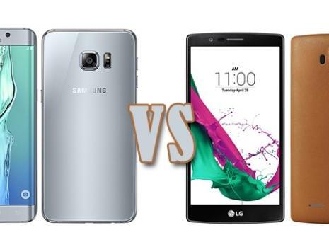 Samsung Galaxy S6 Edge+ vs LG G4: confronto specifiche tecniche, funzionalità e prezzi