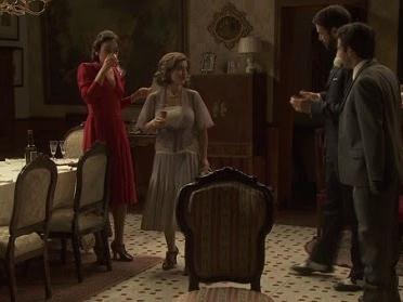 Il Segreto: Severo ingaggia Melisa per ingelosire Candela e.. Video