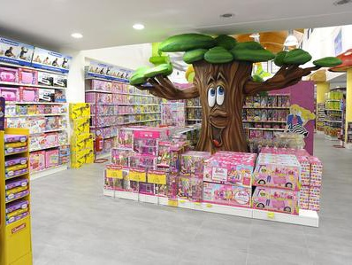 Aprire negozio giocattoli