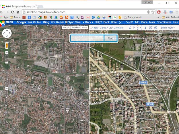 Come rimuovere satellite.maps.ilovevitaly.com da pagina iniziale Chrome, Firefox e Internet Explorer