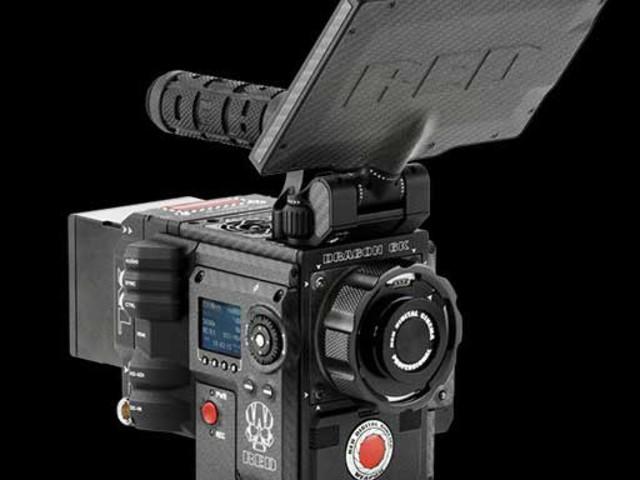Videocamere RED per riprese a risoluzione 6K e kit per upgrade a 8K