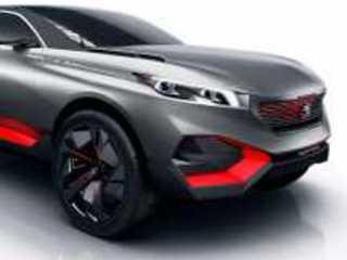 Peugeot Quartz Concept - A Parigi con una crossover ibrida