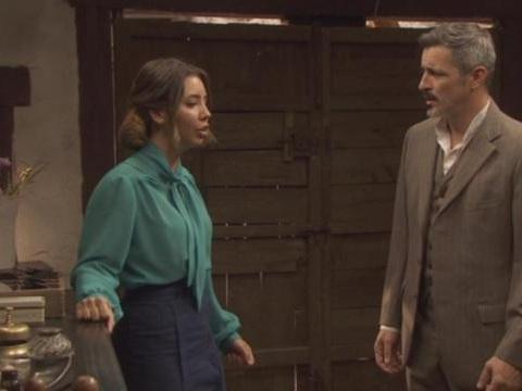 Anticipazioni spagnole Il Segreto 4^ serie: Emilia non supera il tradimento di Alfonso
