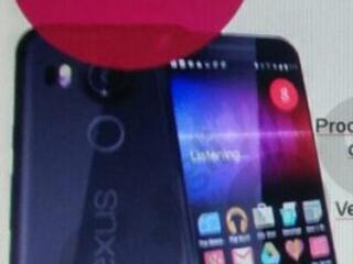 Caratteristiche complete e immagini del nuovo LG Nexus 5 2015