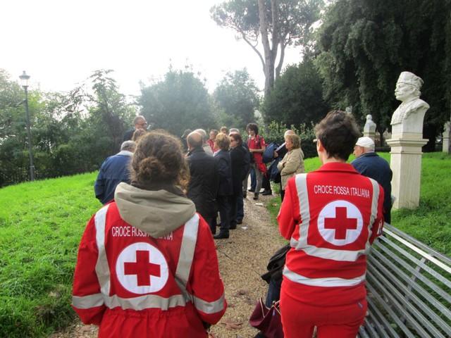 Raccontami, percorso attivo tra Croce Rossa Roma e Municipio XII per le persone over 65
