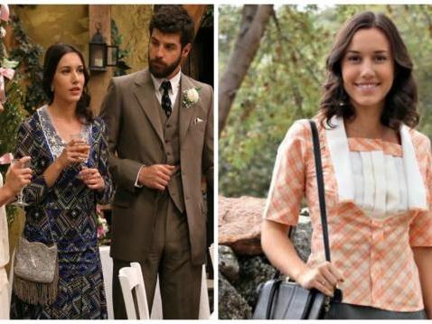 Il Segreto puntata 1100: Bosco sposa Ines, ma Aurora se ne va