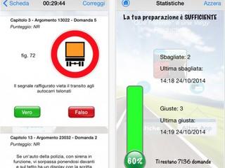 Quiz Patente 2014, l'app per chi deve preparare l'esame ministeriale!